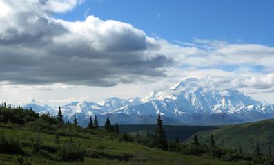Denali's Mt McKinley