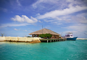 Welcome to paradise - Maldives