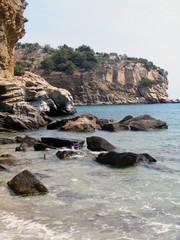 Thassos, beach
