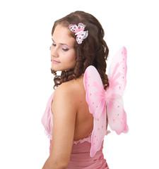 Fairy costume.