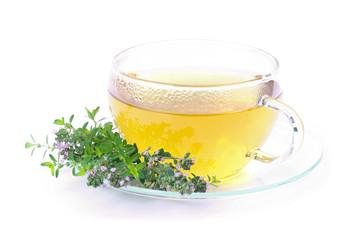 Tee Thymian - tea thymus 04