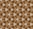 Geometric ornament. Vector seamless pattern