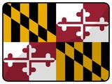 drapeau maryland flag