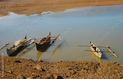 barche da pesca del madagascar