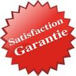 bouton satisfaction garantie