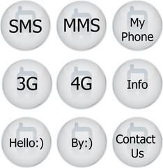 phone, sms, 3g, 4g