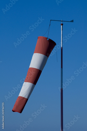 Airport wind sock