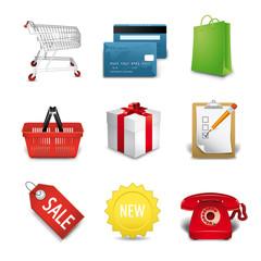 shopping premium icons