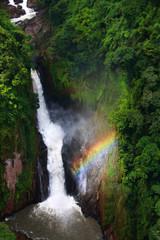Haew-Narok waterfall, Kao Yai national park, Thailand