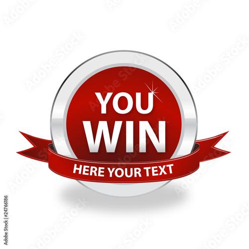 Coccarda You Win 2