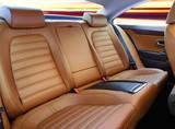 Fototapety back passenger seats