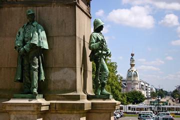 sculptures,Nantes