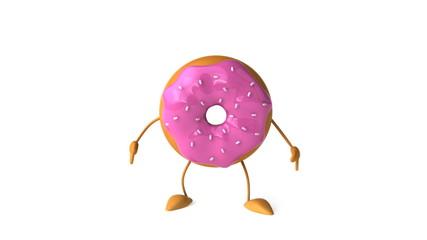 Donut saute