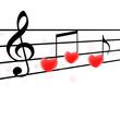 ハートフルな音楽
