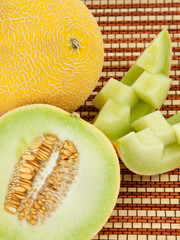 Galiamelone - Melone - Netzmelone