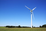 Wind Turbines Sustainable Energy horizontal