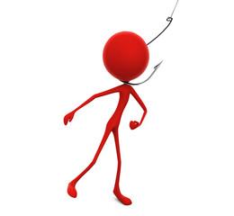 Mr. Emotion V29.1c Hooked red