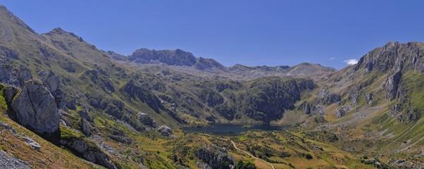 Lago del Valle,Somiedo,Asturias