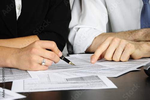 wypełnianie formularzy