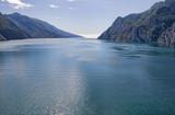 Fototapeta góry - woda - Jezioro / Staw