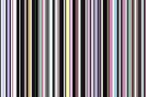 Fototapety Farbiges Hintergrundmuster mit Streifen