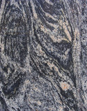 wave pink black gray marble sheet slab poster