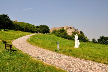 ruins of Devin castle