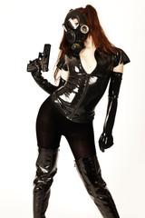 Gaz Mask -Deathworker-