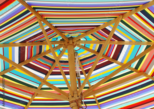 Colourful Sunshade - Bunter Sonnenschirm