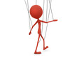 Mr. Emotion V30.2c Marionette red