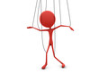 Mr. Emotion V30.1c Marionette red
