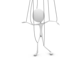 Mr. Emotion V30.1b Marionette white