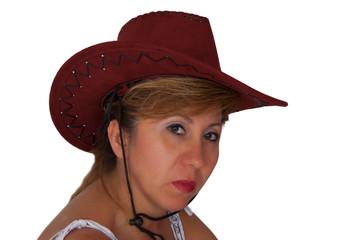 kadın woman Fotr batı kovboy hasır Şapka straw western hat