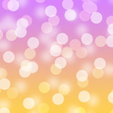 Bright Upbeat Happy Bokeh