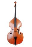 Fototapety Images of the classical contrabass.