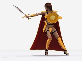 Boudica (Boadicea) Warrior Queen of the Iceni