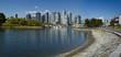 Vancouver City Parks Skyline