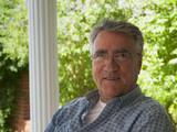 Old man smiling, at retirement home - Seniors - Health poster