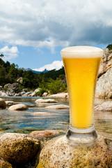 verre de biere
