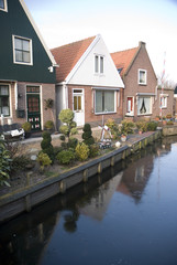 Small dutch village