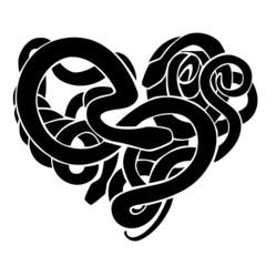 serpi nel cuore