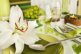 Tischdekoration - 24853722
