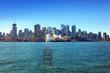 Skyline von Vancouver mit Canada Place