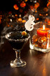 Halloween drinks - Scary Martini