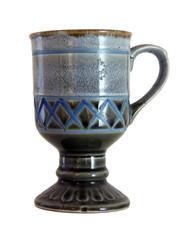 Goblet isolated on white