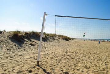 Voleyball en la Playa