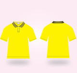 yelow shirt