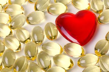 Omega3 für's Herz