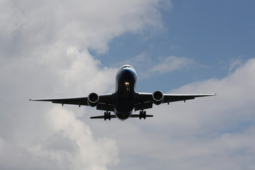 Airplane Jet