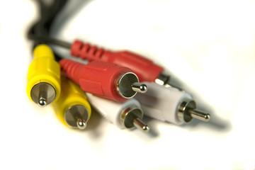 Cables Audio y Video RCA